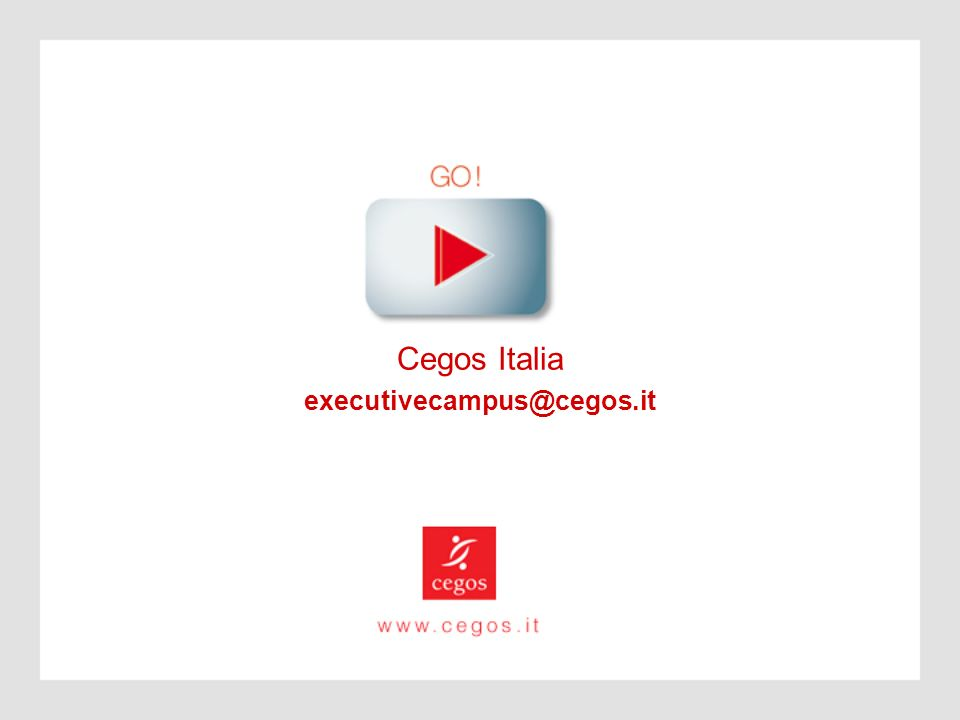 Cegos Italia executivecampus@cegos.it