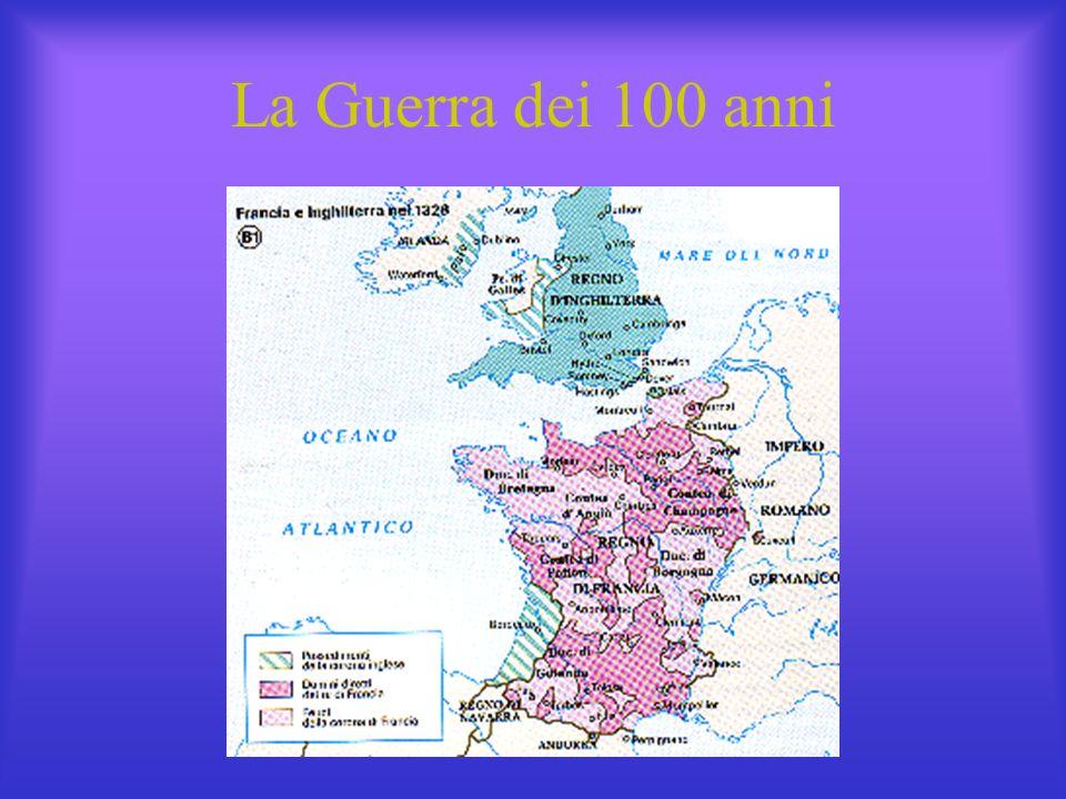 La Guerra dei 100 anni