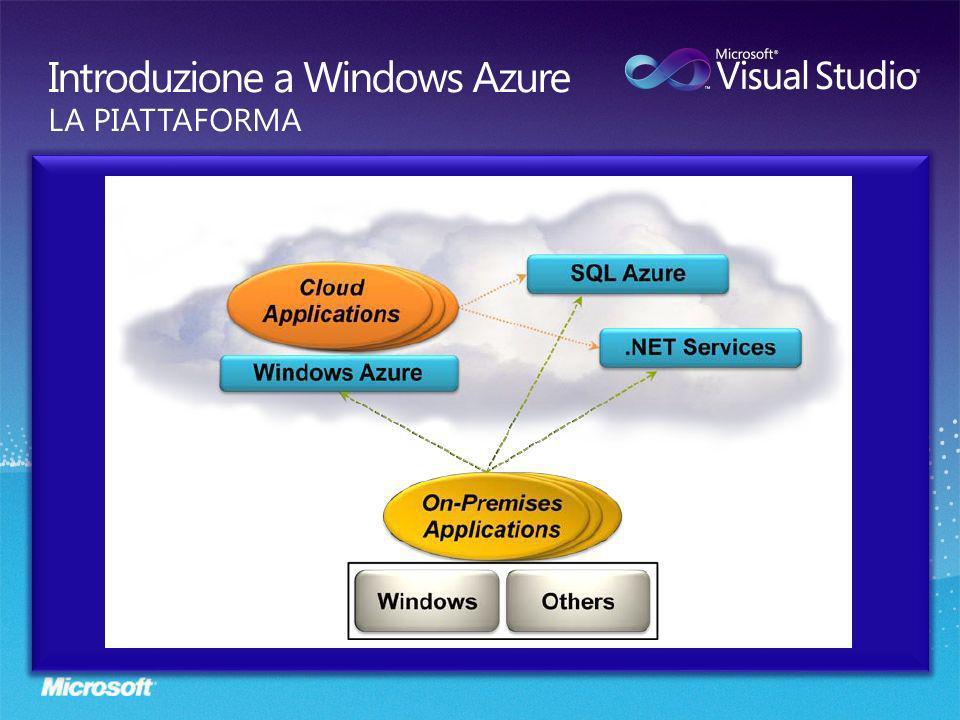 Creare unapplicazione per Windows Azure in VB 2010