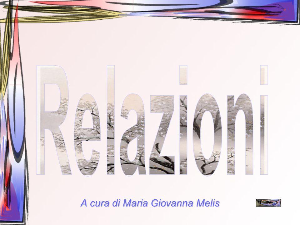 A cura di Maria Giovanna Melis