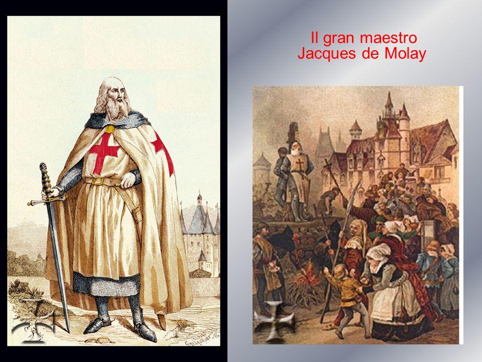 L uniforme dei Templari era composta da un mantello bianco, arricchito da una croce rossa sul petto e sulla spalla destra.