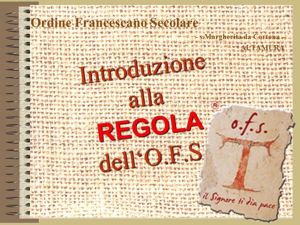 Ordine Francescano Secolare - s.Margherita da Cortona - ALTAMURA