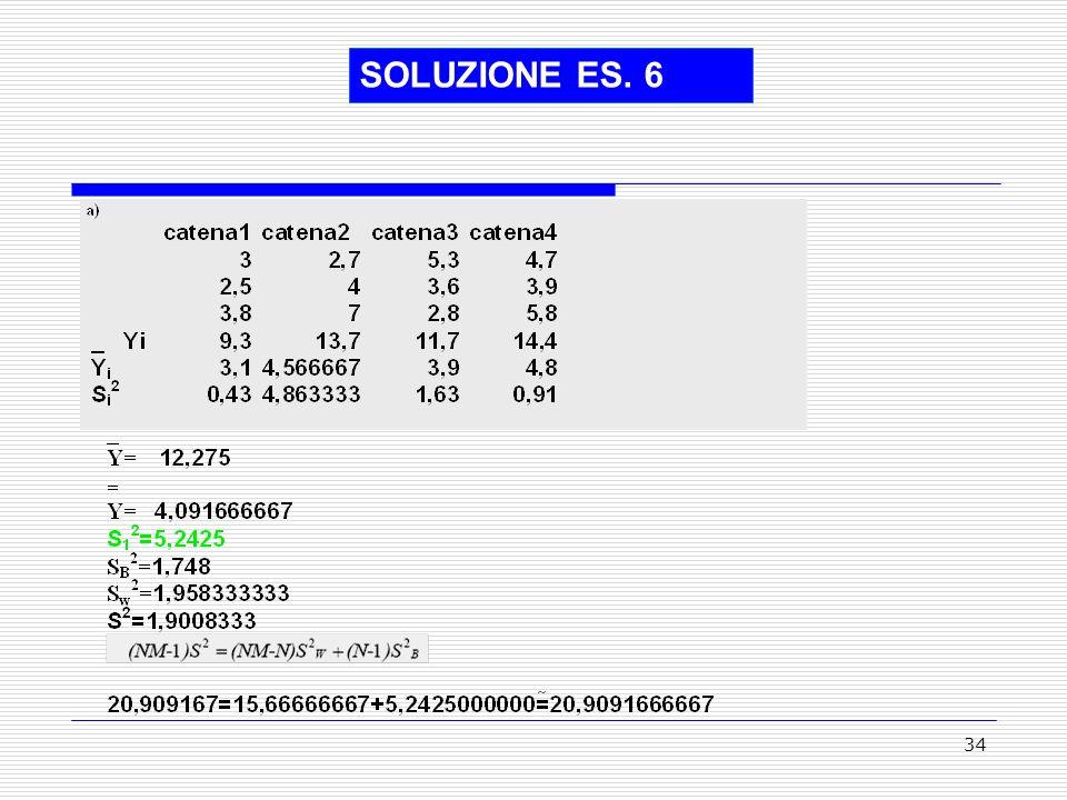 34 SOLUZIONE ES. 6
