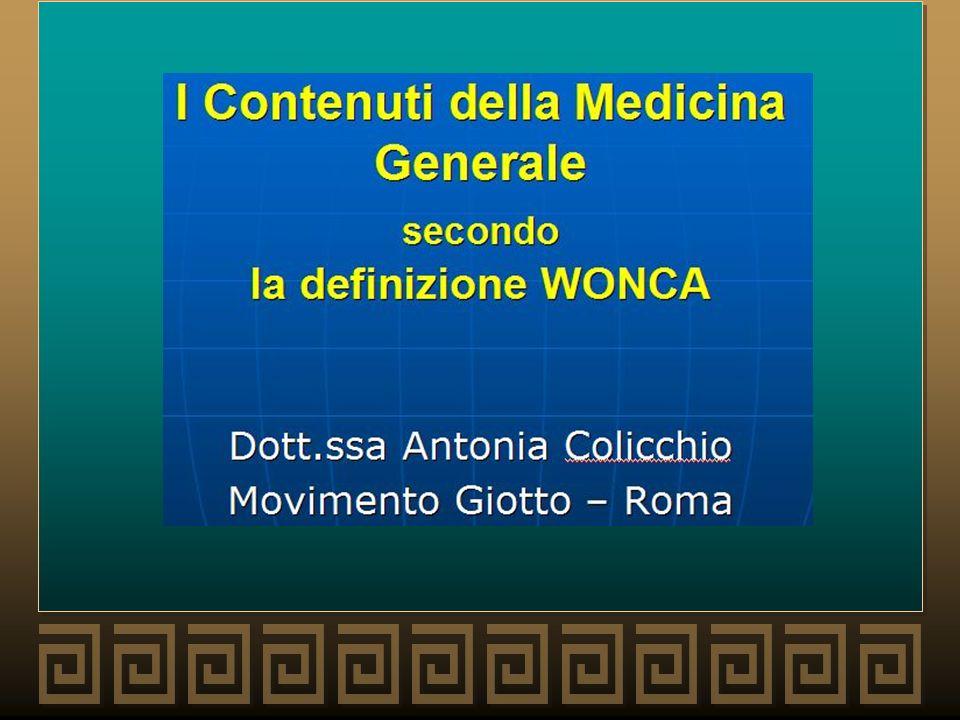 attitude context science European Definition of Family Medicine: Core Competencies and Characteristics (Wonca 2005) © 2004 Swiss College of Primary Care Medicine/ U.