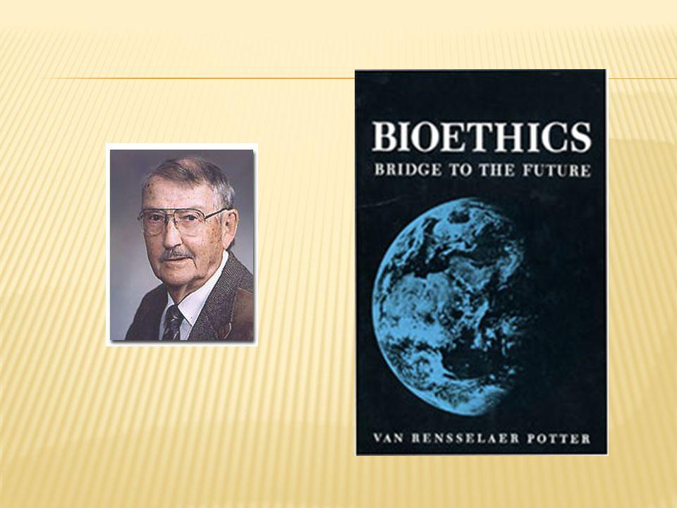 In termini più precisi per bioetica si intende una disciplina che appartiene essenzialmente al campo delletica e che si propone di affrontare le grandi questioni riguardanti la vita (dal greco bìos,vita) e il suo sviluppo.