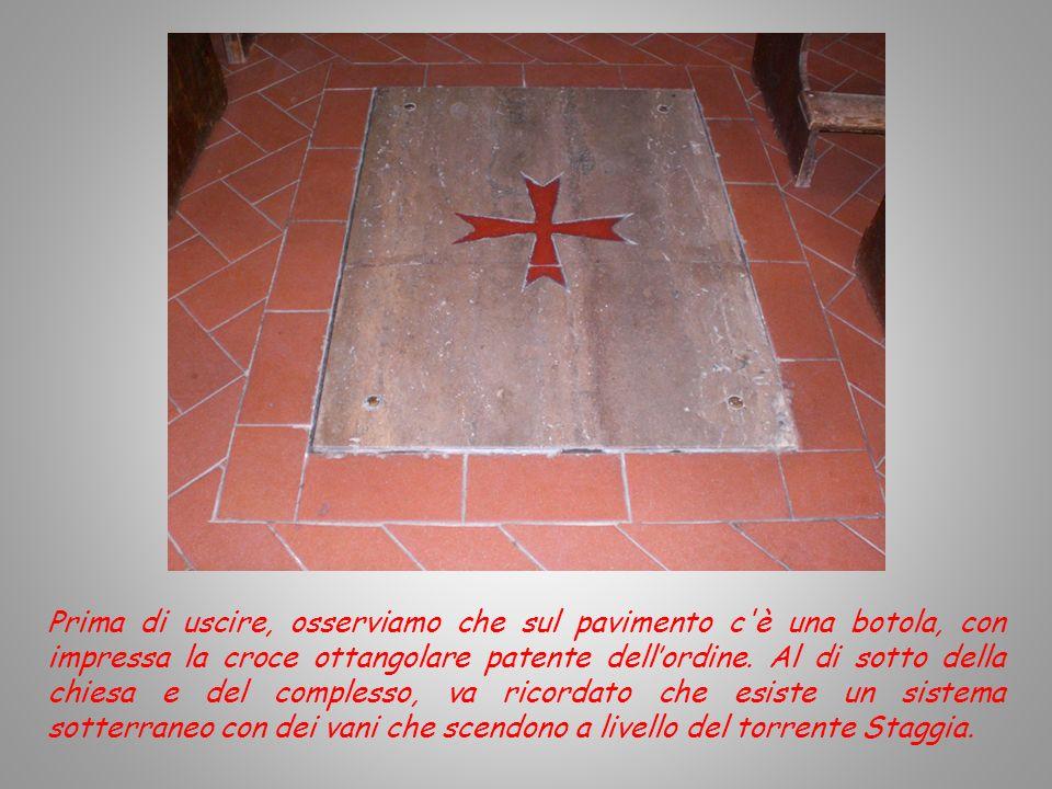 Il Beauceant era il vessillo dei Cavalieri Templari.