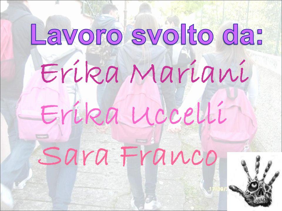 Erika Mariani Erika Uccelli Sara Franco