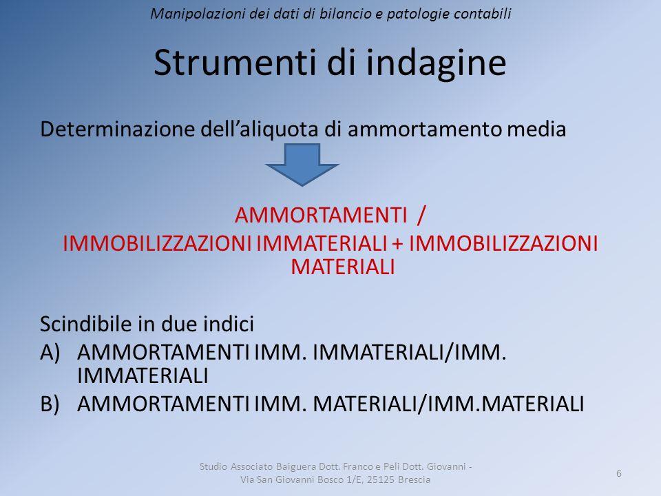 CENNI AI PRINCIPI CONTABILI INTERNAZIONALI Divergenze di fondo fra le norme di legge italiane e gli IAS/IFRS Studio Associato Baiguera Dott.