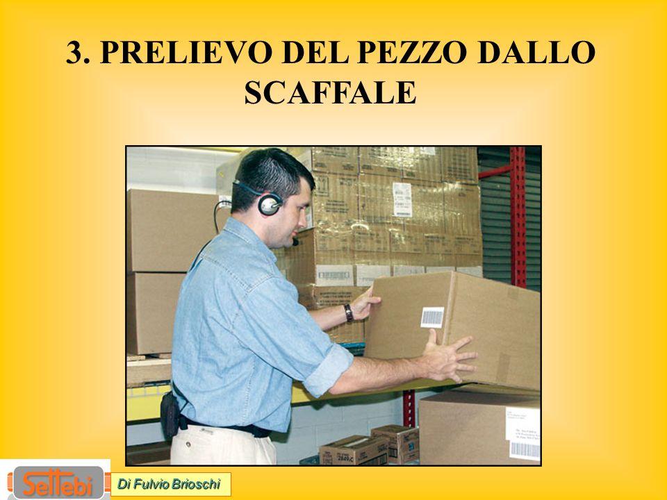 3. PRELIEVO DEL PEZZO DALLO SCAFFALE Di Fulvio Brioschi