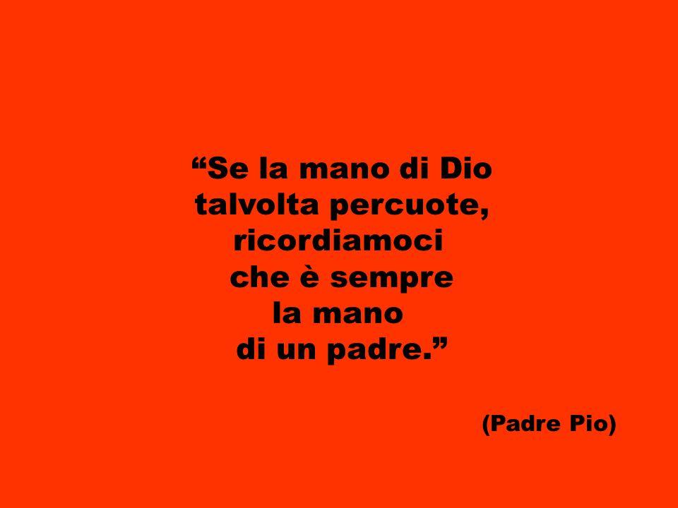 Il 25 aprile 1959 Padre Pio si ammala e dal microfono trasmette un suo pensiero spirituale, a mezzogiorno dopo l Angelus e la sera.