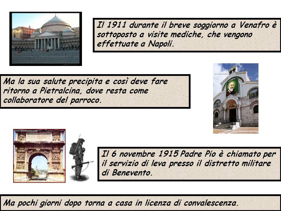 L 11 maggio 1964 Padre Pio nomina la Santa Sede erede universale di tutti i suoi beni.
