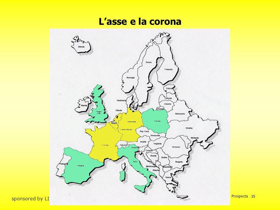 Prof. Mario Unnia Prospecta sponsored by LINCE SPA 35 Lasse e la corona