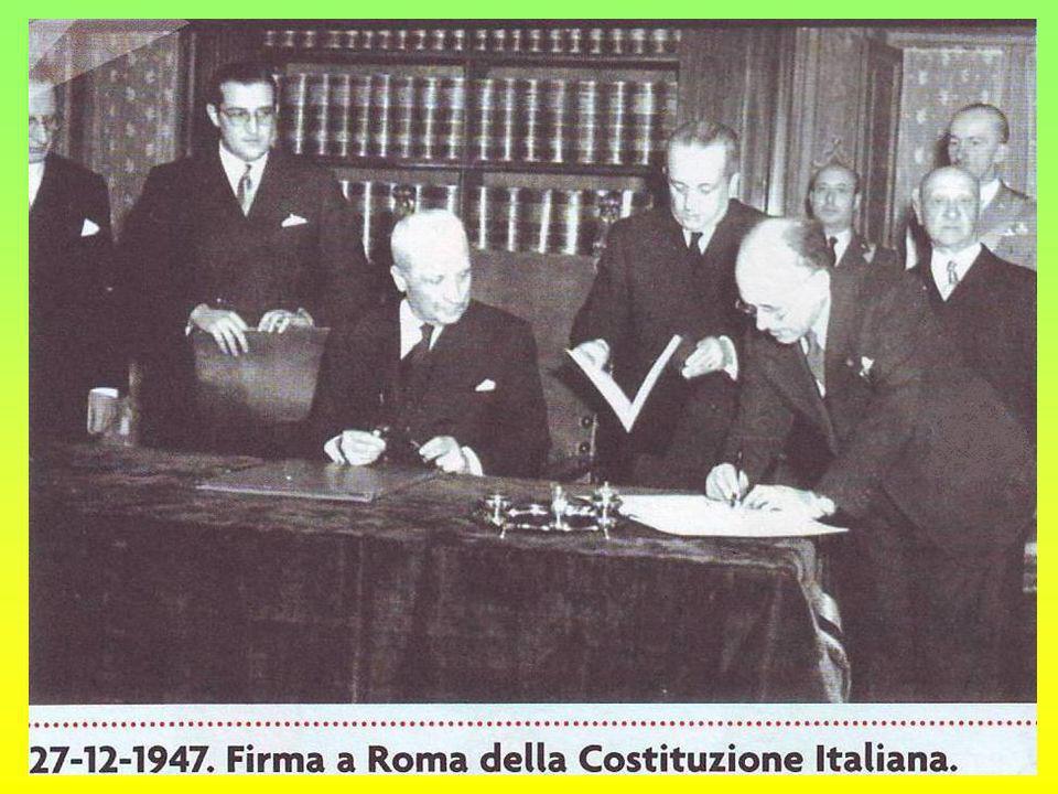 Articolo 1 LItalia è una Repubblica democratica,fondata sul lavoro.