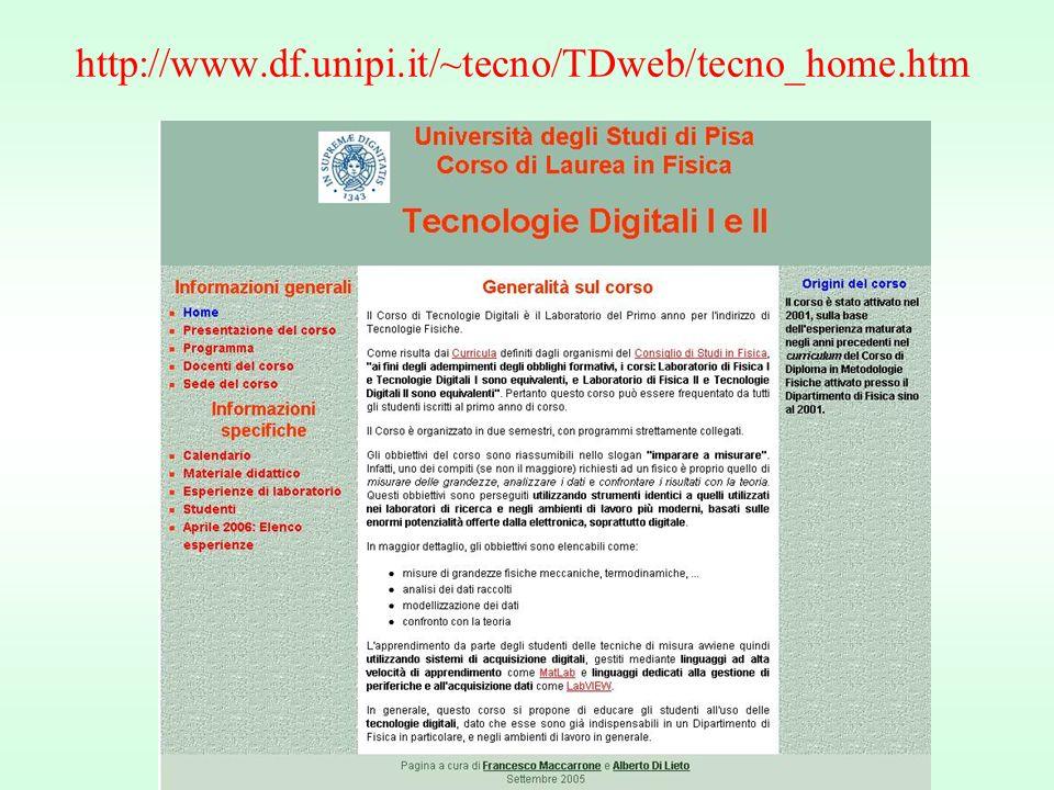 http://www.df.unipi.it/~tecno/TDweb/tecno_home.htm