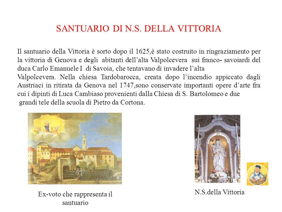 CASTELLO DEI FIESCHI Il castello fu costruito dal comune di Tortona nel 1207. La famiglia Fieschi entrò in suo possesso nel XIII secolo. Esso assolvev
