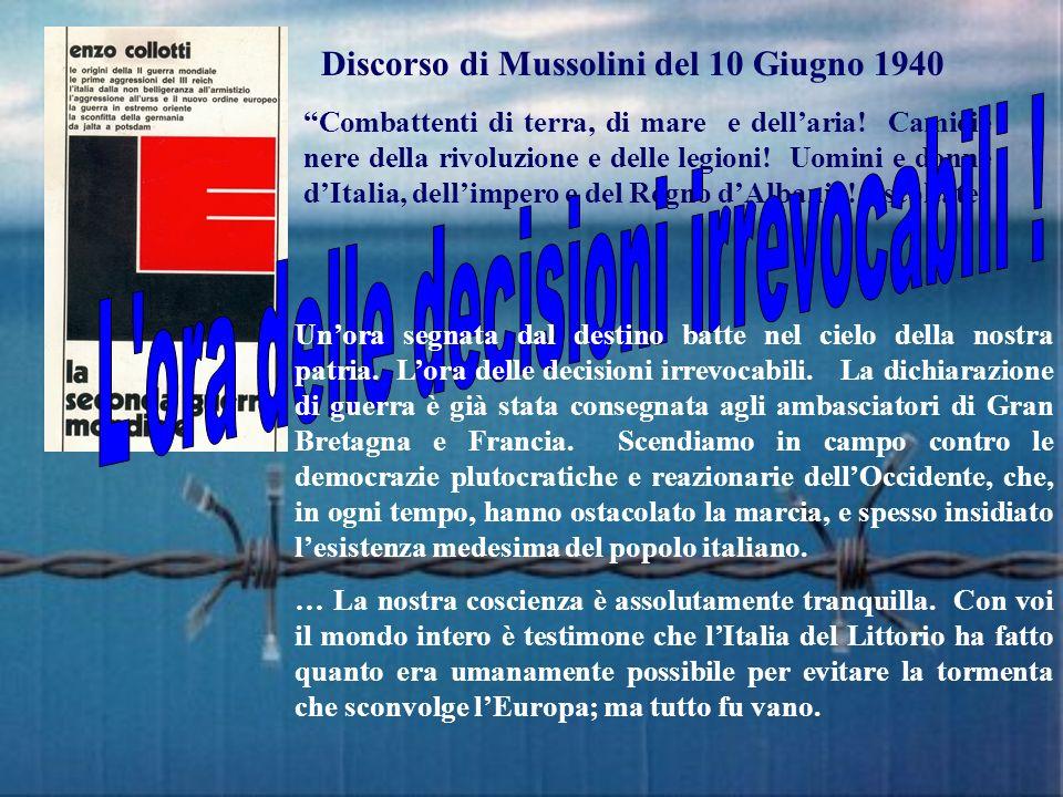 Far conoscere la Resistenza Gli italiani ancora non lo sanno: anche coloro che ne fecero parte non sanno a pieno quanta ne fu l estensione e la grandezza.