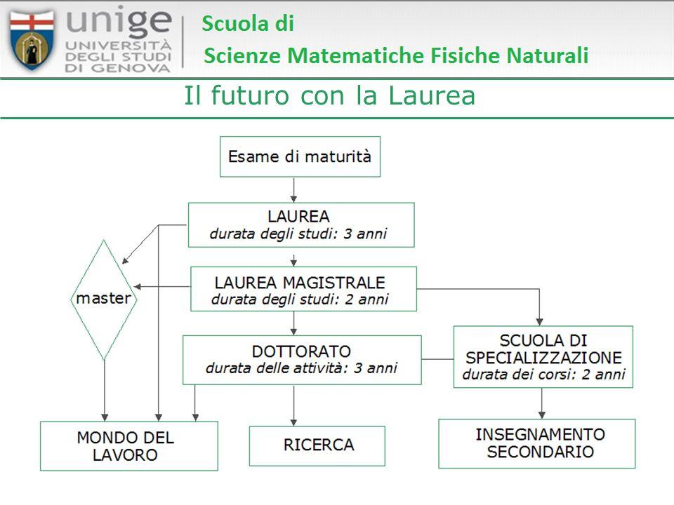 Il futuro con la Laurea