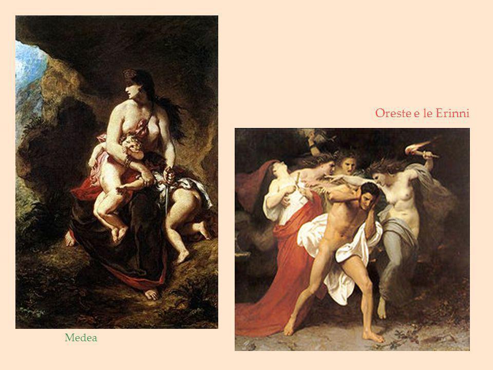 Medea Oreste e le Erinni