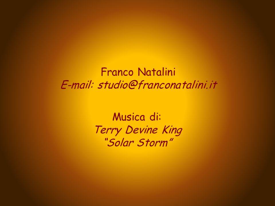 Franco Natalini E-mail: studio@franconatalini.it Musica di: Terry Devine King Solar Storm