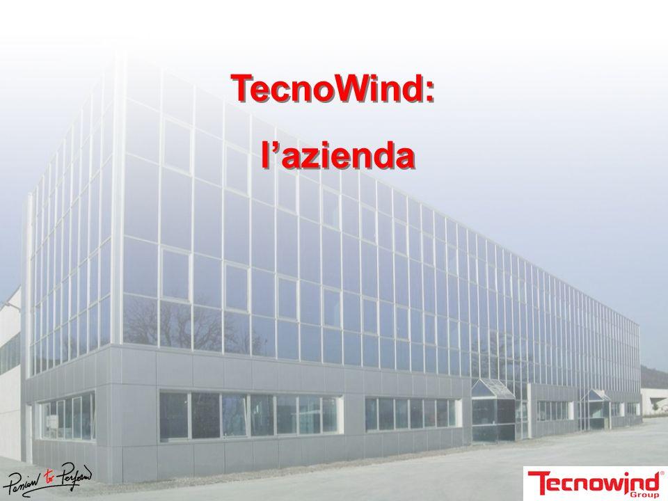 Il gruppo TecnoWind Siamo unazienda nel settore degli elettrodomestici da cucina localizzata a Fabriano (Ancona).