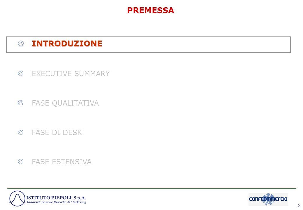 3 GLI OBIETTIVI DELLA RICERCA Lobiettivo principale della ricerca era quello di riuscire a valutare anche in termini di dimensionamento economico, il fenomeno della contraffazione in Italia, cercando anche di capire come sia possibile combatterlo nel modo più efficace.