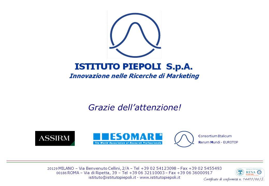 20129 MILANO – Via Benvenuto Cellini, 2/A – Tel +39 02 54123098 – Fax +39 02 5455493 00186 ROMA – Via di Ripetta, 39 – Tel +39 06 32110003 – Fax +39 0