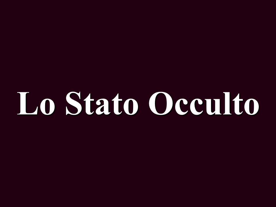 Lo Stato Occulto
