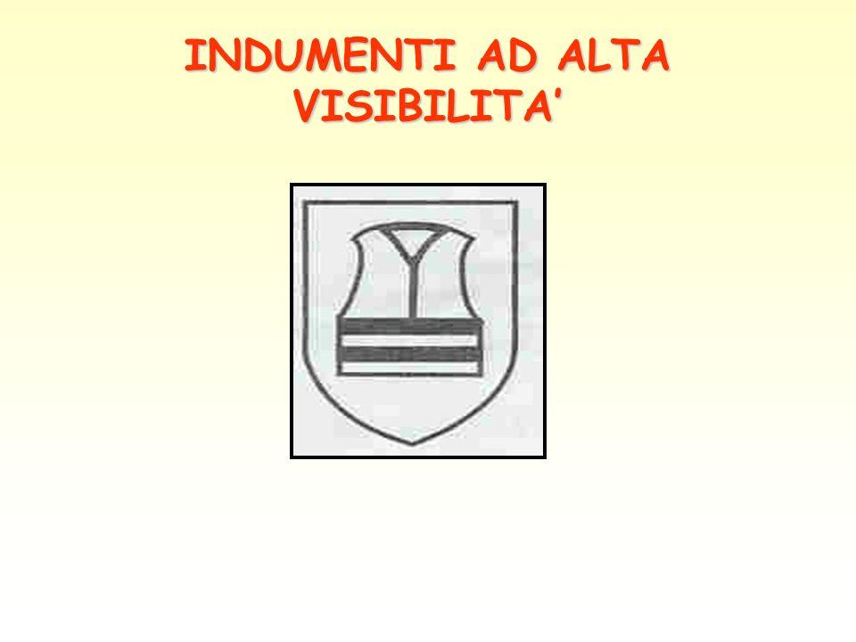INDUMENTI AD ALTA VISIBILITA