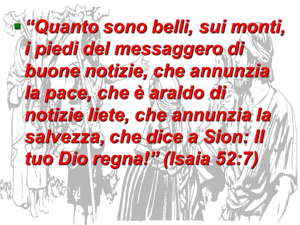 La Parola del Signore parla ancora oggi al cuore di quanti si accostano a Lui credendo che Egli è.