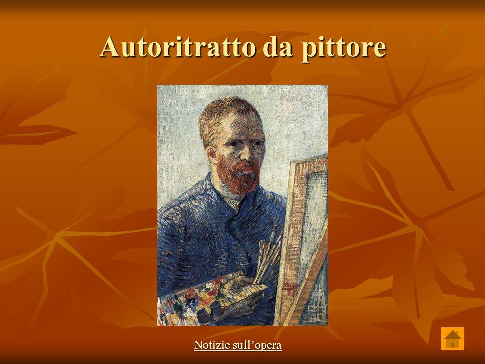 Autoritratto da pittore Notizie sullopera Notizie sullopera