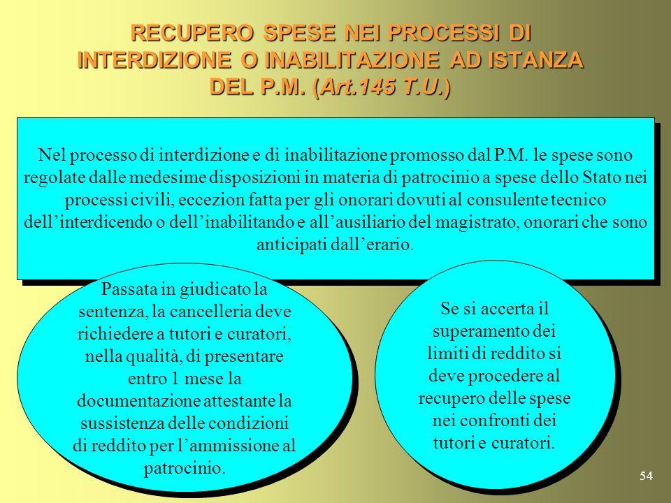 53 RECUPERO DEL CONTRIBUTO UNIFICATO IN CASO DI MANCATO PAGAMENTO Art. 16, comma 1 bis T.U. * In caso di omesso o parziale pagamento del contributo un