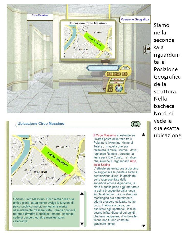 Per vedere i link collegati all Ubicazione dobbiamo entrare nel percorso arancione dove troviamo le spiegazioni relative alla Valle Murcia, al dio Conso…