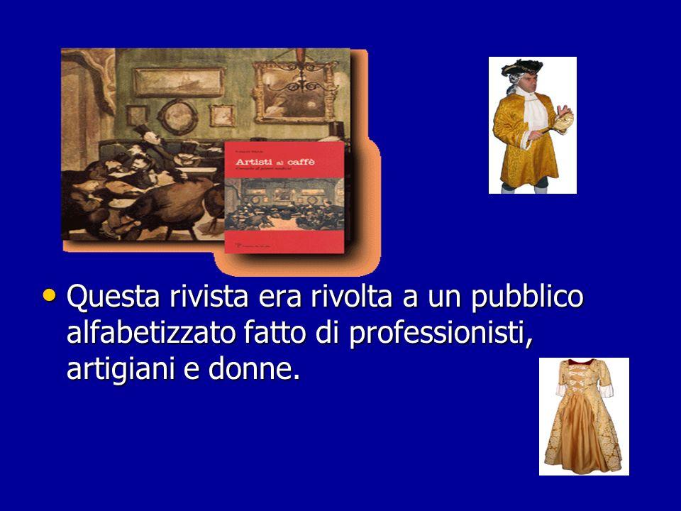 In questo periodo le riviste erano piene di disegni e foto e erano dedicate al mondo femminile Nascono, così, Amica, Rakam, Annabella, Grazia e Gioia, e tuttora riscuotono un grande successo