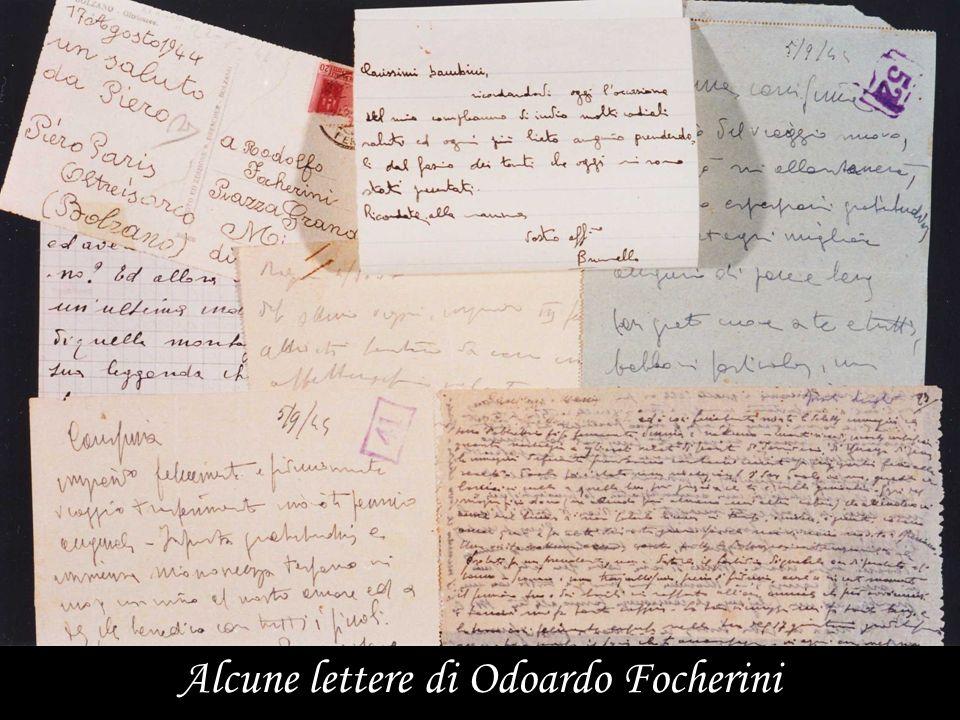 Alcune lettere di Odoardo Focherini