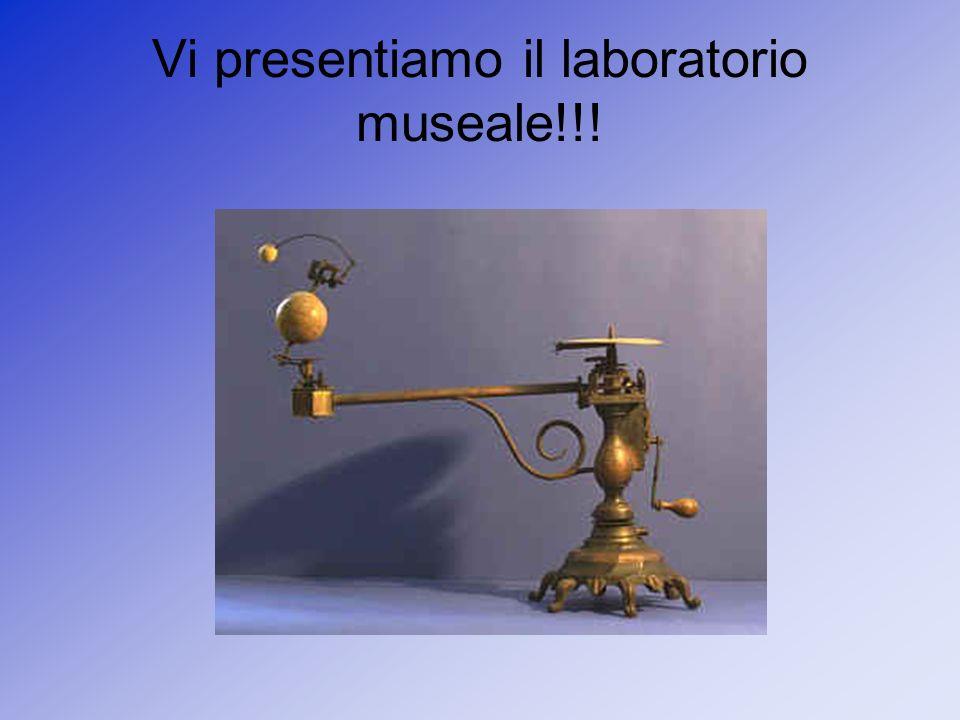 Vi presentiamo il laboratorio museale!!!