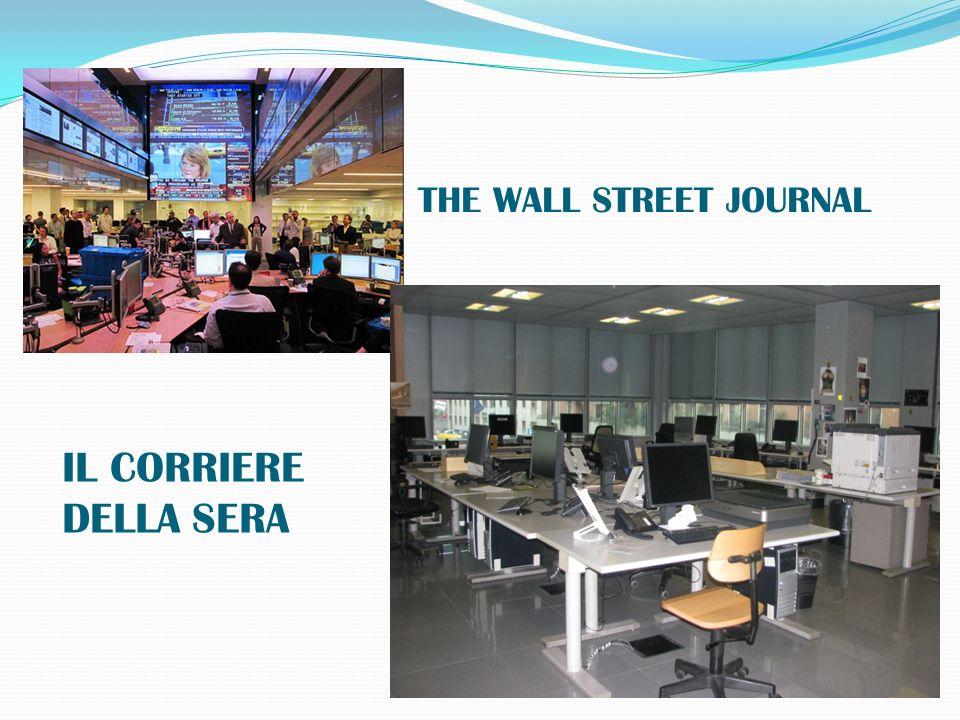 THE WALL STREET JOURNAL IL CORRIERE DELLA SERA