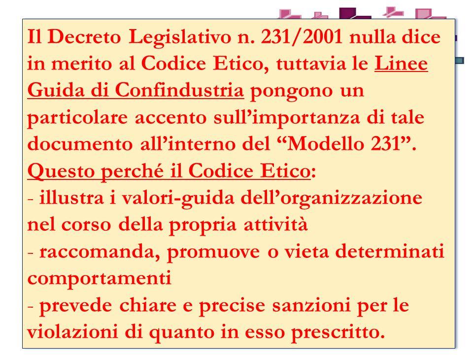 Il Decreto Legislativo n.