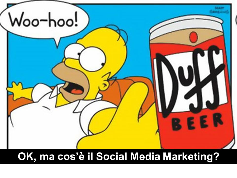 OK, ma cosè il Social Media Marketing?