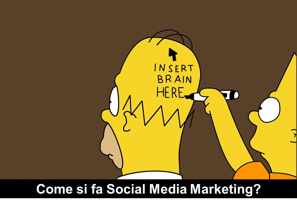 Come si fa Social Media Marketing?