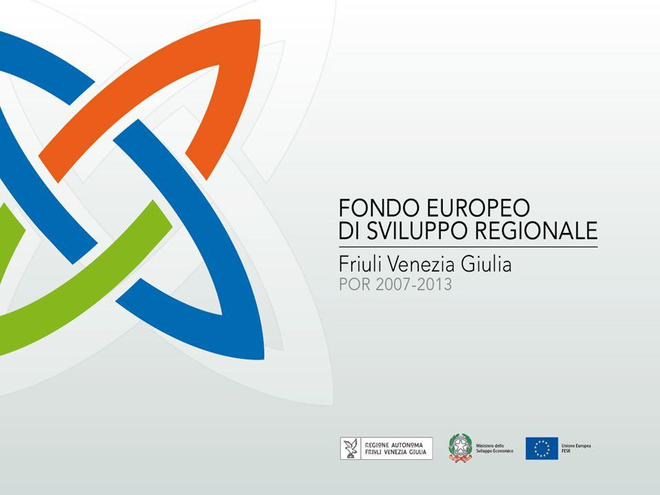 Programma operativo regionale FESR 2007-2013 - Obiettivo competitività regionale e occupazione Parte I Integrazioni di medio periodo al Piano di Comunicazione Pluriennale