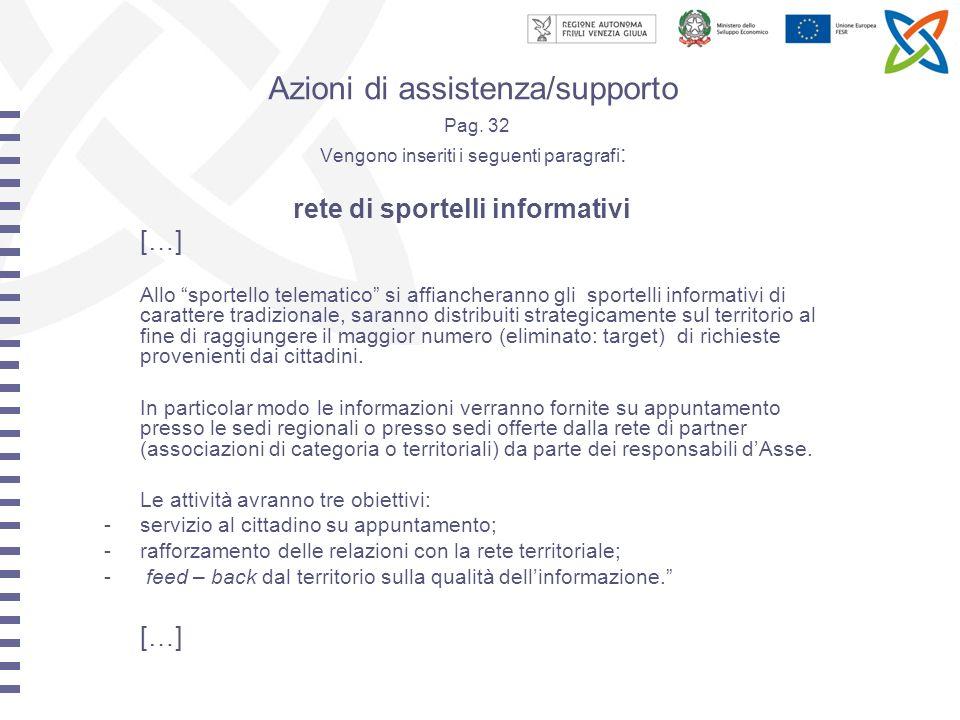 Programma operativo regionale FESR 2007-2013 - Obiettivo competitività regionale e occupazione Parte II Risultati raggiunti