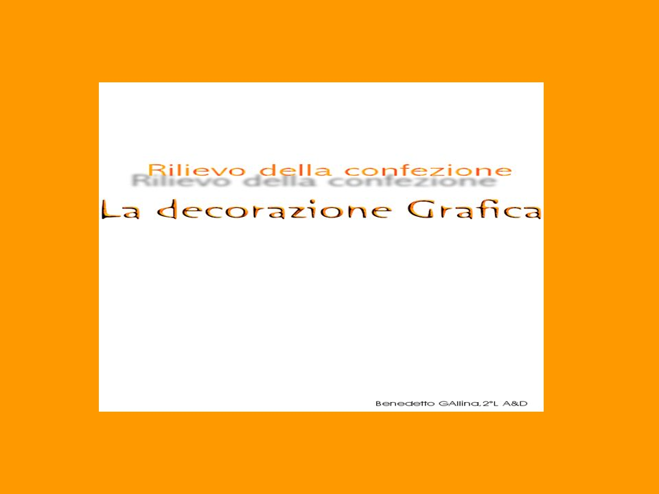 Livello Iconico 1.