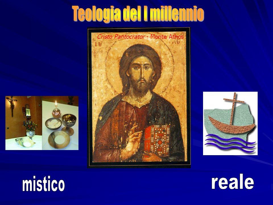 Cristo Pantocrator - Monte Athos
