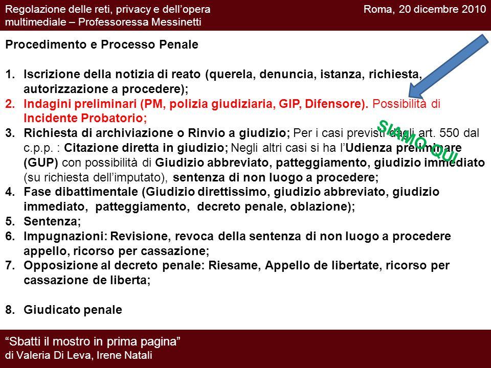 Caso Avetrana: l'Ordine dei giornalisti esprime allarme per l'eccessiva spettacolarizzazione 15/12/2010 Il Consiglio nazionale dell'Ordine dei giornal