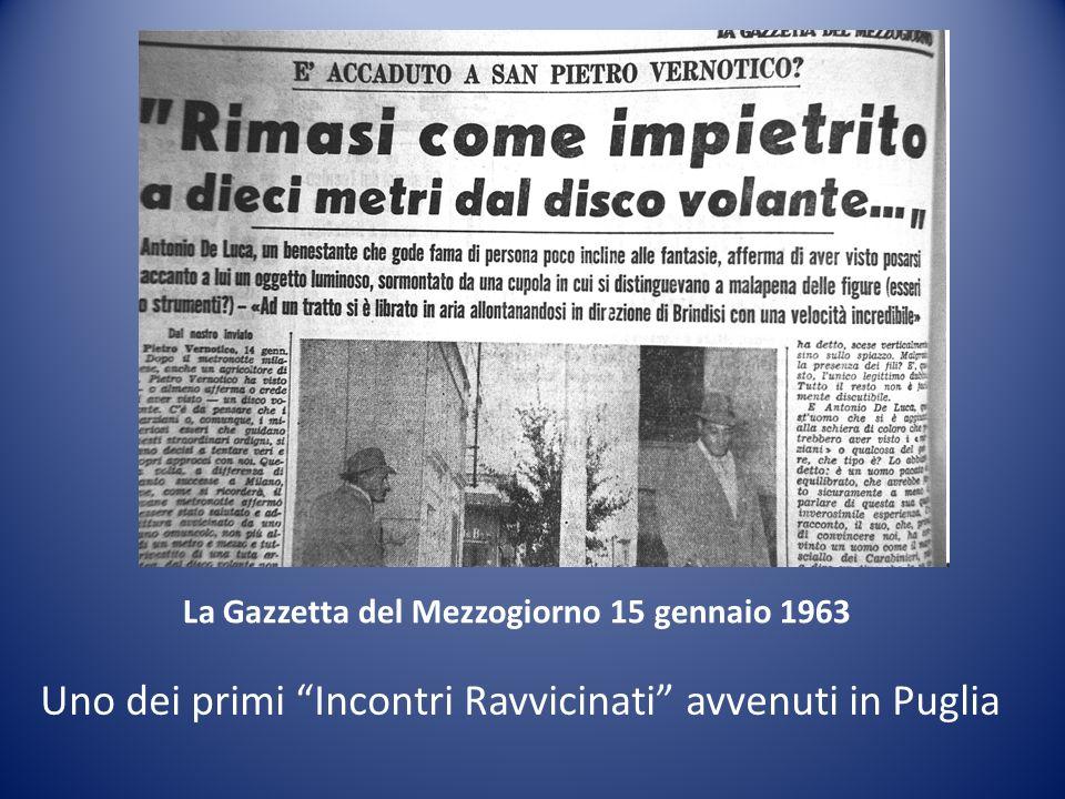 Putignano (BA) 19 marzo 1963