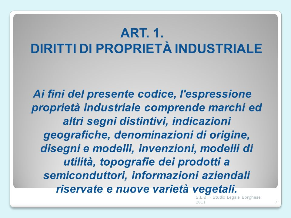 ART.120 C.P.I.