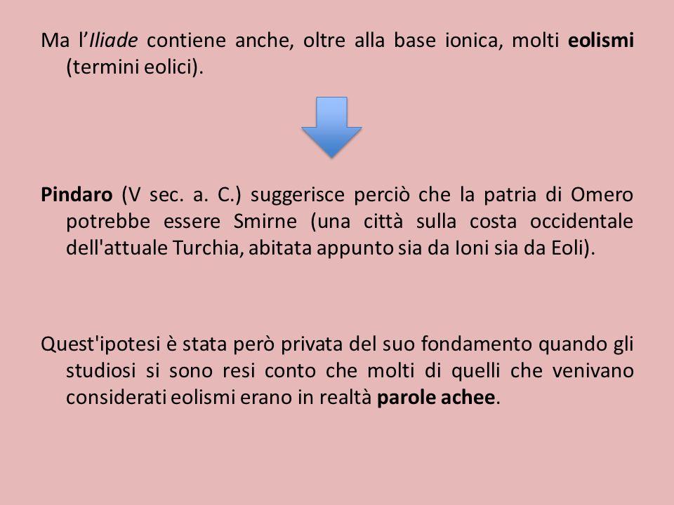 Secondo Simonide (VI-V sec.a.