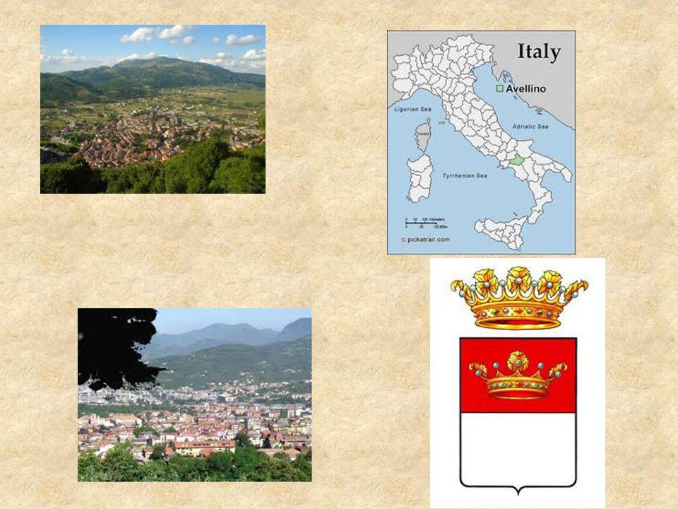Benevento Benevento è la provincia più piccola della Campania