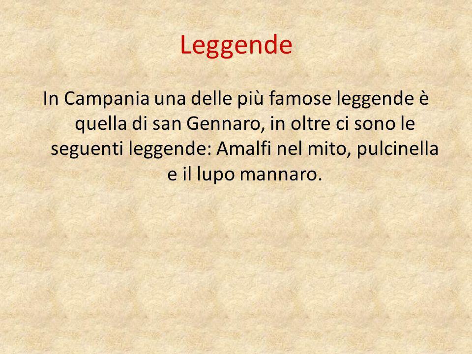 La leggenda di san Gennaro La leggenda ci dice che le origini di San Gennaro erano nobili e già nel grembo della madre faceva presagire che sarebbe diventato un santo in quanto, quando questa si recava in chiesa, sentiva agitarsi gioiosamente il bambino.