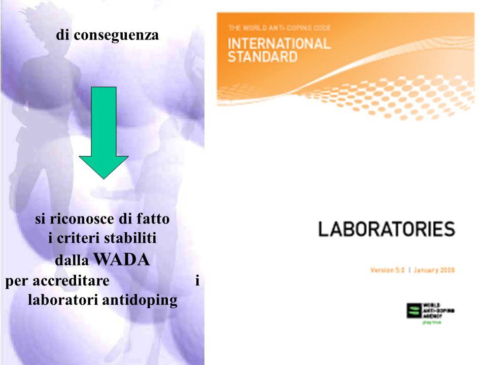 conseguenze in Italia della ratifica della convenzione i convenzione internazionale contro il doping nello sport UNESCO dell UNESCO si riconosce di fa
